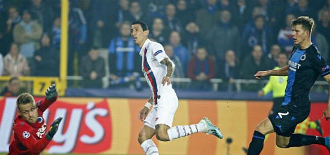 Foto: Mbappé vernedert Club Brugge tot op het bot in eigen huis