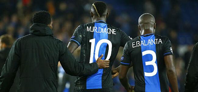 Foto: Diagne reageert eerste keer na moeilijke periode bij Club