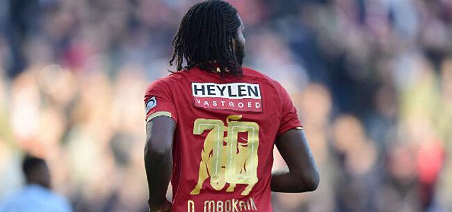 Foto: Mbokani straks wél een optie voor Anderlecht?