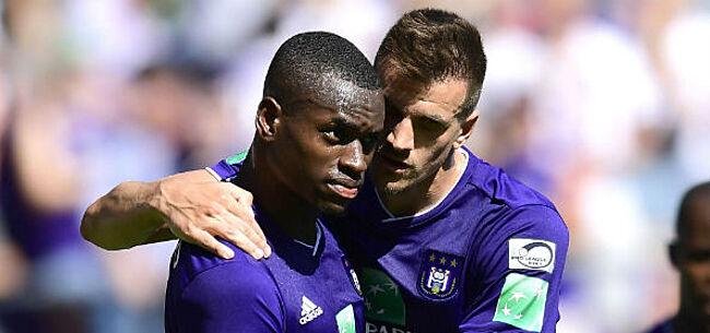Foto: 'Anderlecht krijgt goed nieuws over Dimata'