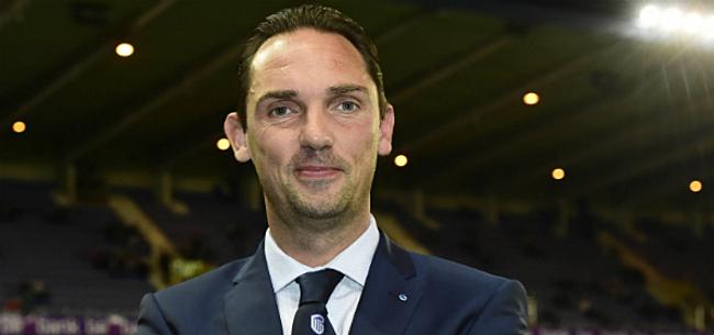 Foto: 'KRC Genk denkt aan trainer uit Jupiler Pro League'