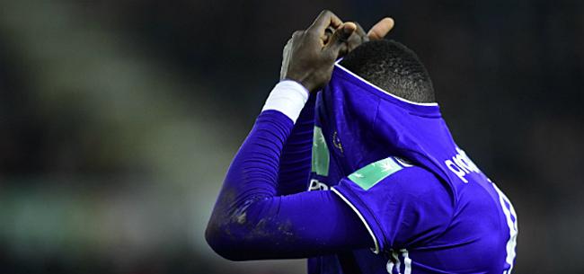Foto: Anderlecht ziet youngster naar Zulte Waregem vertrekken