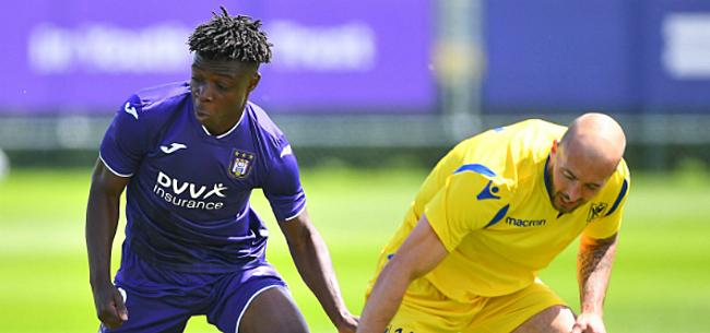 Foto: 'Anderlecht-STVV gespeeld ondanks positivie corona-test'