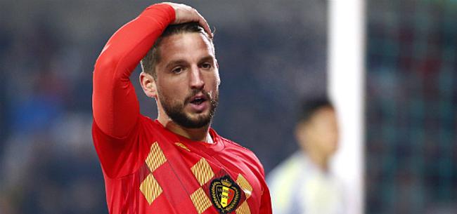 Foto: Mertens bevestigt pijnlijk verhaal over Anderlecht