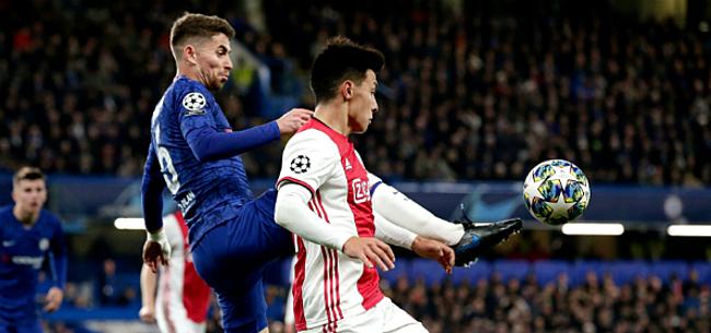 Foto: 'Chelsea wil ook tweede steunpilaar van Ajax wegplukken'