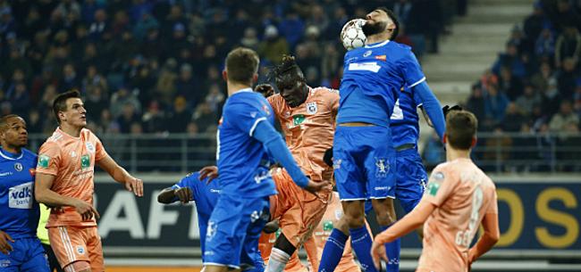 Foto: 'Gent wil dure aanvaller onder neus Anderlecht wegplukken'