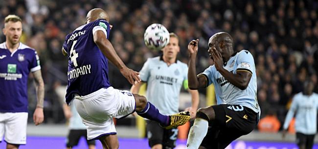 Foto: Vandenbempt zag één groot verschil tussen Club en Anderlecht