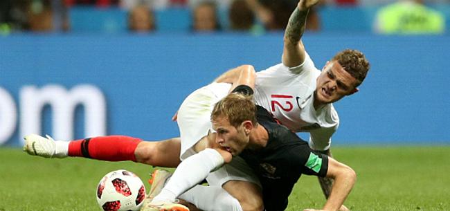 Foto: Volgers Kroatië-Engeland overtuigd: