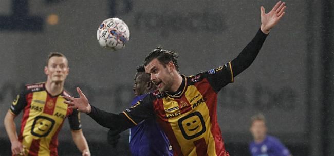 Foto: Rivaliteit Beerschot en KVM loopt op: