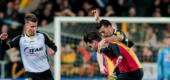 Foto: Croky Cup: KV Mechelen mag blijven dromen, KVO door na penalty's