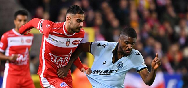 Foto: Woede na doelpunt Club Brugge: