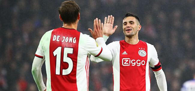 Foto: 'Ajax wil na 21 lachwekkende jaren af van samenwerking'
