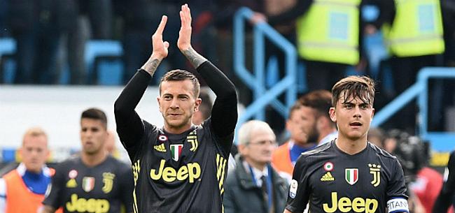 Foto: 'Juventus en Tottenham werken aan spraakmakende ruildeal'