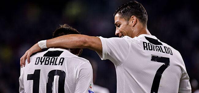 Foto: 'Juventus biedt Dybala deze winter op schoteltje aan'