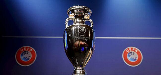 Foto: Al vier landen gekwalificeerd voor EURO 2020