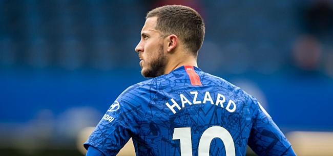 Foto: Krijgt Hazard érg verrassend rugnummer bij Real?