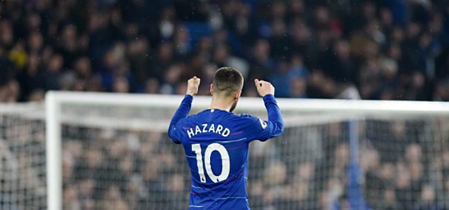 Foto: Liverpool en City houden Hazard sterk in de gaten
