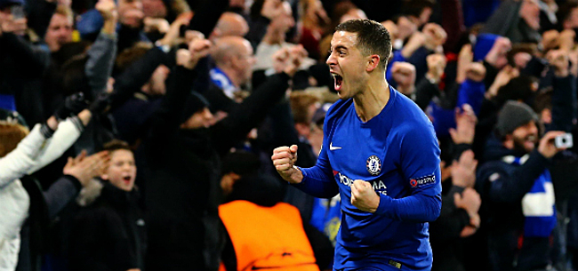 Foto: 'Hazard weigert contract, topcoach belt onmiddellijk'