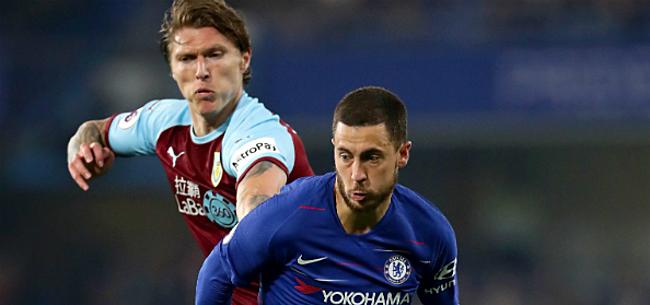 Foto: Analist ziet probleem-Hazard bij Chelsea: