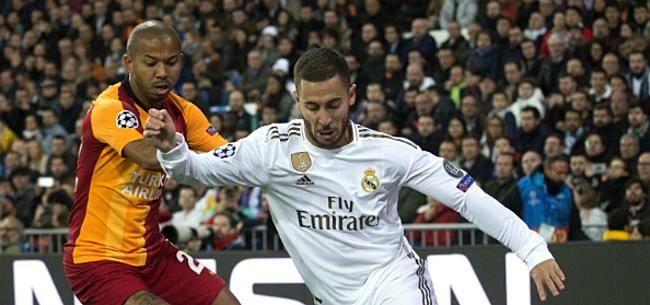 Foto: Hazard doet Spaanse pers watertanden: