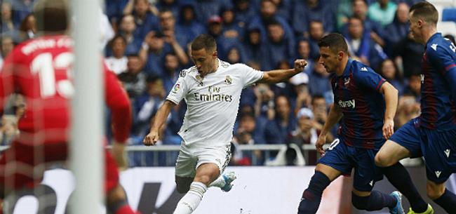 Foto: Spaanse pers reageert op officieel debuut Hazard