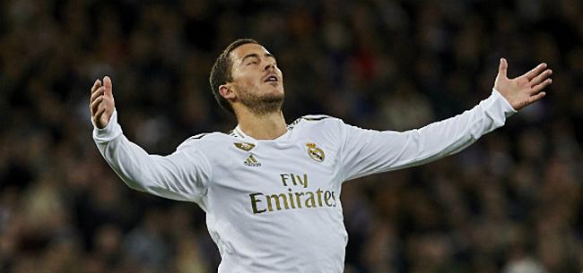 Foto: Hazard krijgt volle lading:
