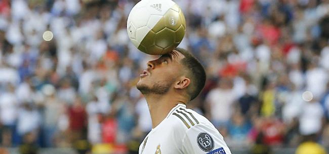 Foto: 'Zidane overweegt opmerkelijk rol voor Hazard'