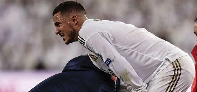 Foto: Wordt de blessure van Hazard een onverwacht voordeel op het EK?