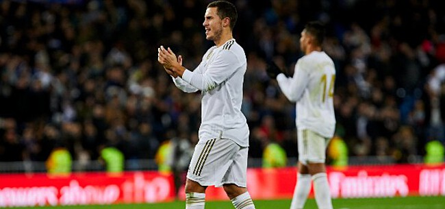 Foto: Oef! Real Madrid komt met verlossend nieuws over Hazard