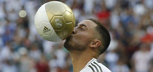 Foto: Hazard getipt als Gouden Bal: