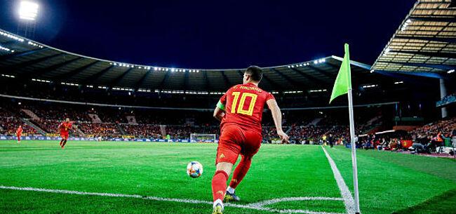 Foto: Hazard treft laatste voorbereidingen voor grote Real-presentatie: