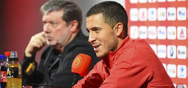 Foto: Hazard heeft een droom: