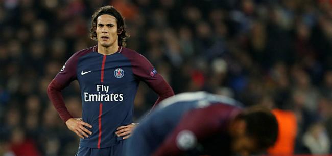 Foto: PSG weet weer wat verliezen is, pijnlijke eerste nederlaag van het seizoen