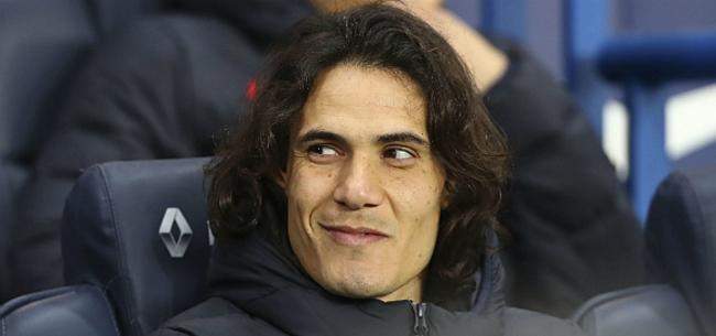 Foto: 'Transfer Cavani nabij: deal van 80 (!) miljoen'