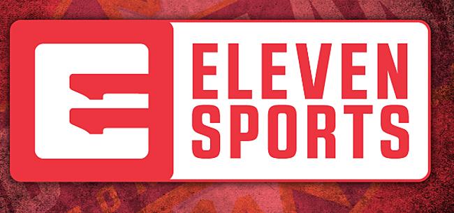 Foto: 'Eleven Sports wil Belgische clubs extra duwtje in de rug geven'