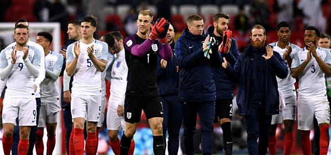 Foto: Engelsen treffen Rode Duivels met één verrassing in hun WK-selectie