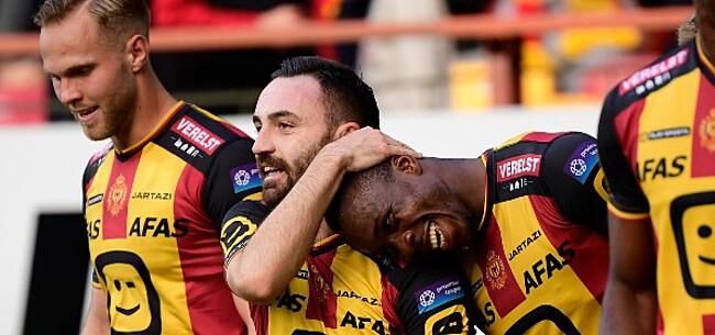 Foto: 'KV Mechelen kan bijna weer op sterkhouder rekenen'