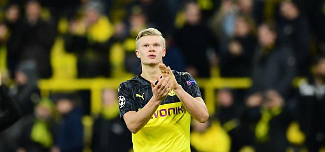 Foto: 'Borussia Dortmund bepaalt nu al vraagprijs voor waanzinnige Haaland'