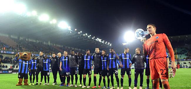 Foto: Club Brugge mag rekenen op vol huis voor galamatch