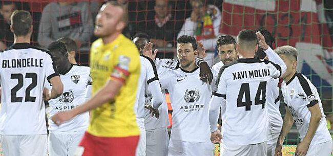 Foto: Zwalpend KV Oostende verliest nu ook thuis van Eupen