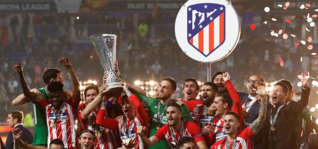 Foto: Atletico Madrid haalt Franse international als vervanger Carrasco