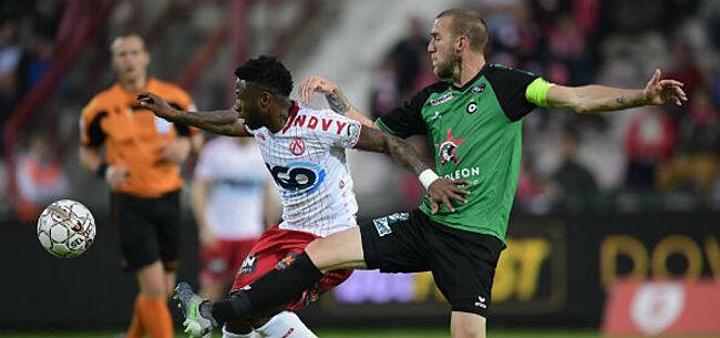 Foto: Lambot trekt van Cercle Brugge naar Cyprus