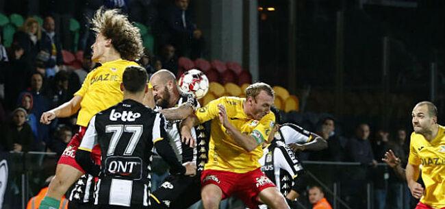 Foto: Sterkhouder verlaat KV Oostende: