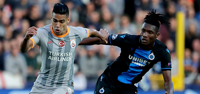 Foto: 'Falcao kan Club Brugge serieuze transferdienst bezorgen'