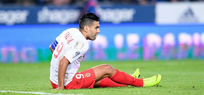 Foto: 'Goalgetter Falcao kan nog knaltransfer maken: ex-club meldt zich'