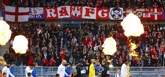 Foto: Antwerp reageert op supportersban: