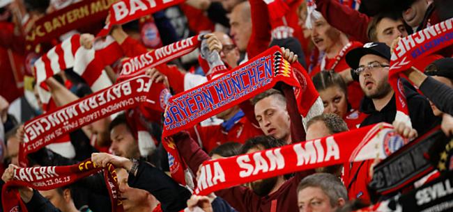 Foto: Bayern-ster dreigt clash met Real Madrid te missen