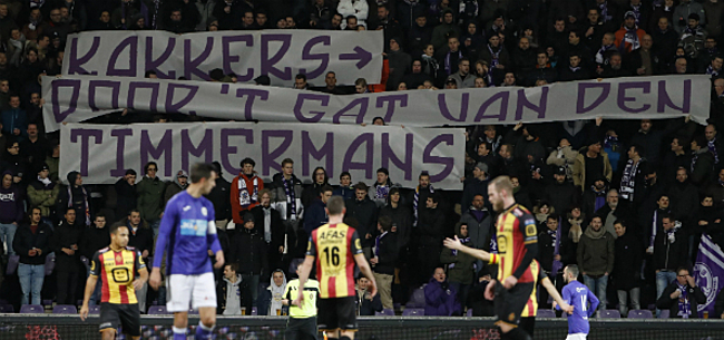 Foto: Fans Beerschot slaan terug: 'We doen zelf een omkopingsverzoek'