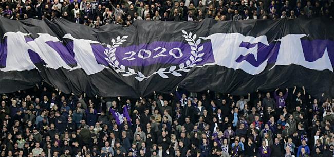 Foto: Beerschot zet fans op scherp met videoboodschap