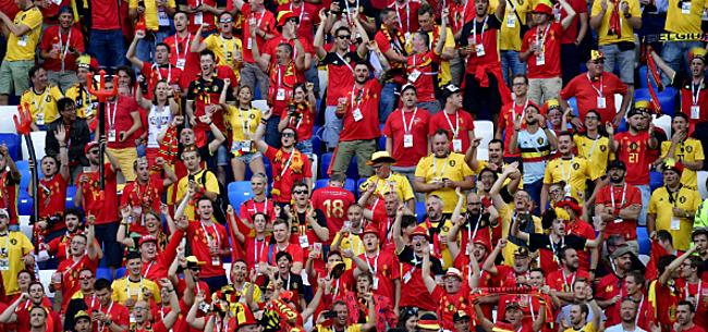 Foto: Rode Duivels moeten komende interlands zonder fans spelen